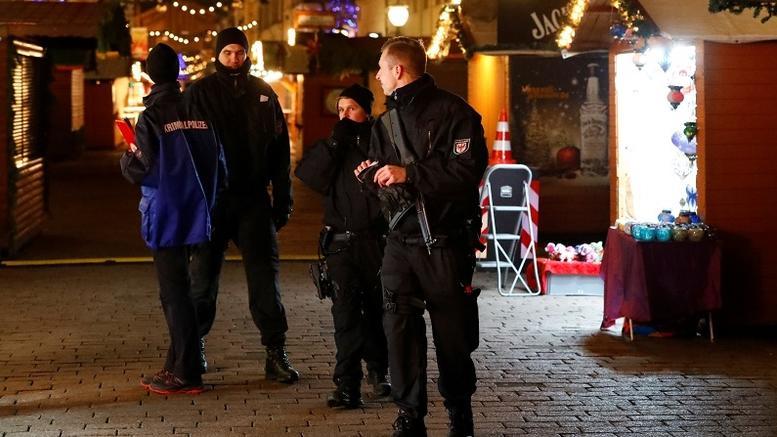 Δεν ήταν τρομοκρατία το πακέτο στο Πότσνταμ αλλά εκβιασμός