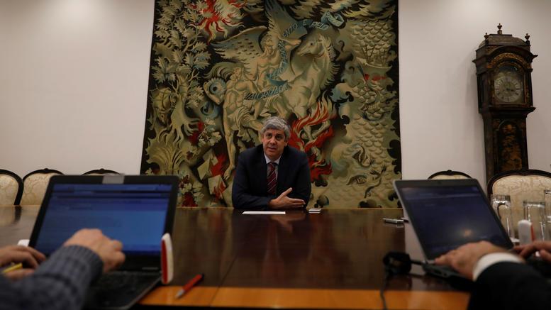 O πορτογάλος YΠΟΙΚ Μάριο Σεντένο νέος πρόεδρος του Eurogroup