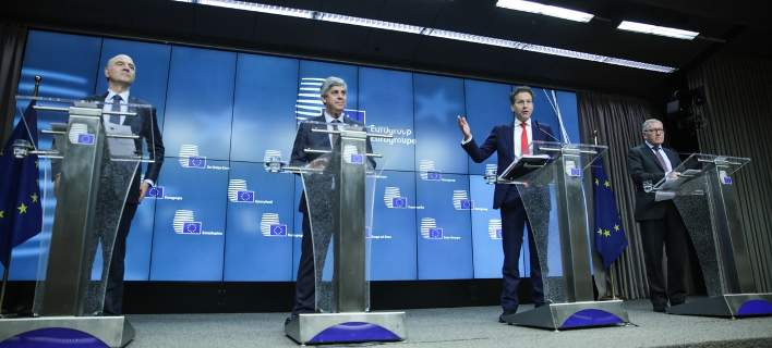 Μήνυμα Eurogroup: Χαιρόμαστε για την συμφωνία, ώρα να την εφαρμόσετε