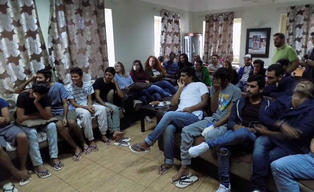 Ευαισθητοποίηση των φιλοξενούμενων της ΑΡΣΙΣ Βόλου κατά της χρήσης ναρκωτικών