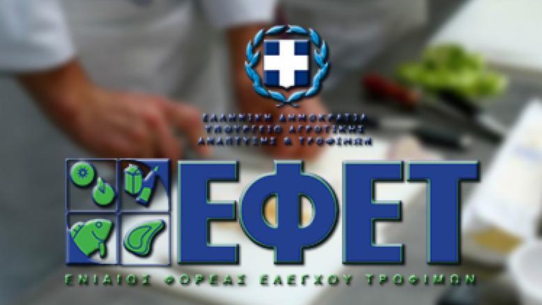 Ανάκληση αλλαντικού από τον ΕΦΕΤ για το βακτήριο Listeria