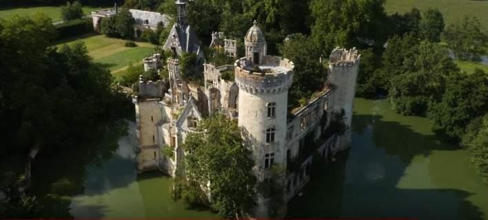Εγιναν ιδιοκτήτες ενός ιστορικού κάστρου στη Γαλλία με 51 ευρώ ο καθένας! [εικόνες]