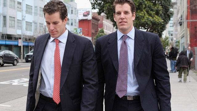 Οι δίδυμοι που «κυνήγησαν» τον Zuckerberg είναι οι πρώτοι δισεκατομμυριούχοι του bitcoin