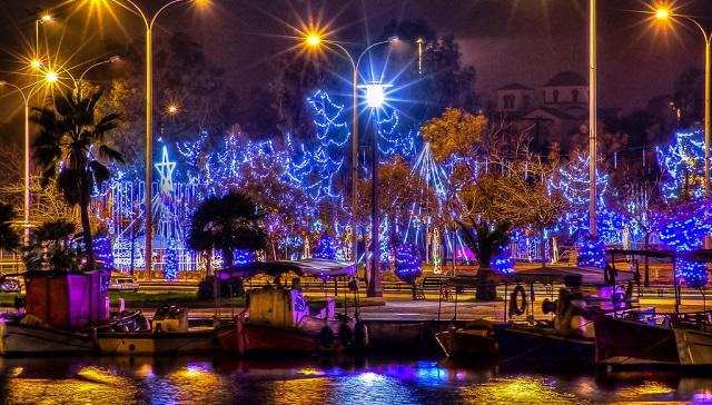 Οι χριστουγεννιάτικες εκδηλώσεις στον Βόλο έως την Πέμπτη