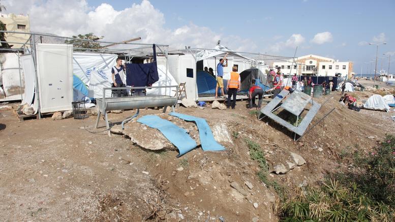 Επίκινδυνα «παιχνίδια» με απαγχονισμούς ανηλίκων στο hotspot της Χίου