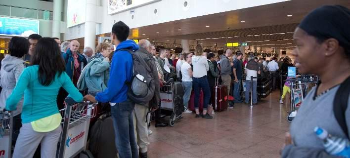 «Καραντίνα» για τους Ελληνες επιβάτες και στα αεροδρόμια των Βρυξελλών