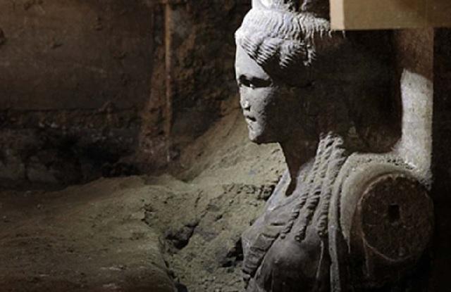 Διαδρομές τουριστικής περιήγησης γύρω από τα μνημεία της Αμφίπολης