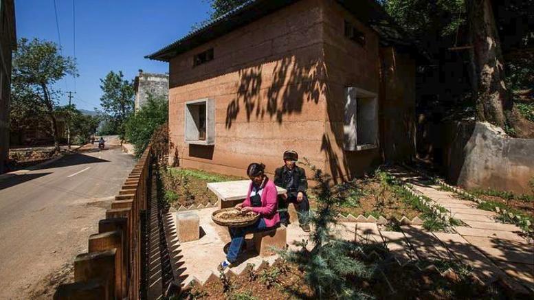Ένα σπίτι από χώμα είναι το κτίριο της χρονιάς 2017 [εικόνες]
