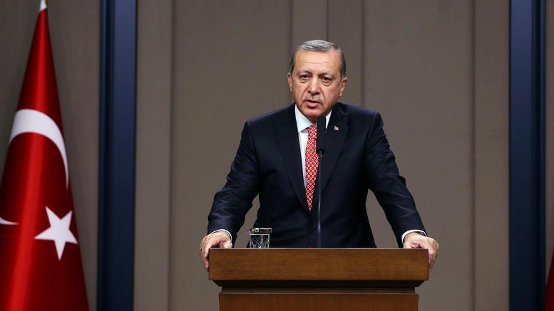 Ερντογάν: Η Συνθήκη της Λωζάνης πρέπει να επικαιροποιηθεί