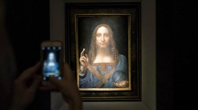 Σαουδάραβας πρίγκιπας έδωσε τα 380 εκατ. ευρώ για τον πίνακα του Ντα Βίντσι