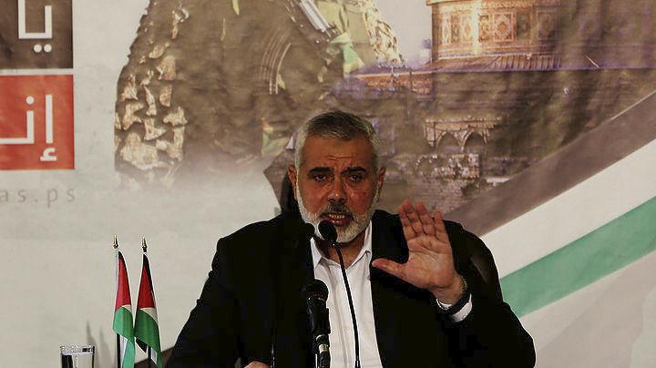 Σε νέα ιντιφάντα καλεί η Χαμάς