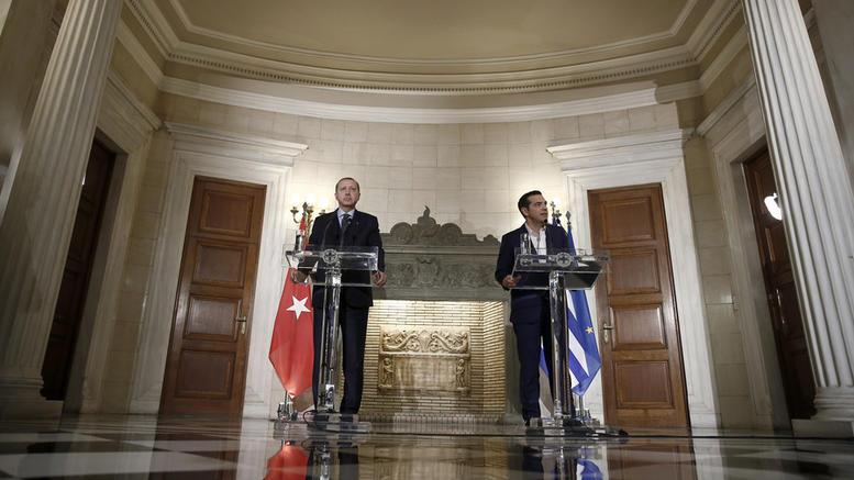 Μαξίμου: Τι συμφώνησαν Τσίπρας και Ερντογάν