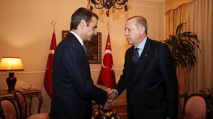 Μητσοτάκης: Επιβεβλημένη η συνεργασία Ελλάδας-Τουρκίας, στο πλαίσιο όμως του διεθνούς δικαίου
