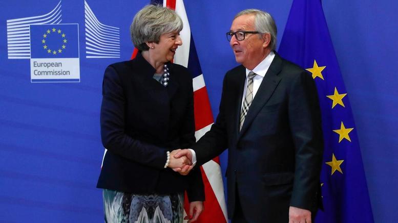 Λευκός καπνός με το Brexit, κατέληξαν σε συμφωνία