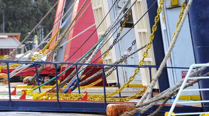 «Δεμένα» τα πλοία στις 14 Δεκεμβρίου λόγω απεργίας της ΠΝΟ