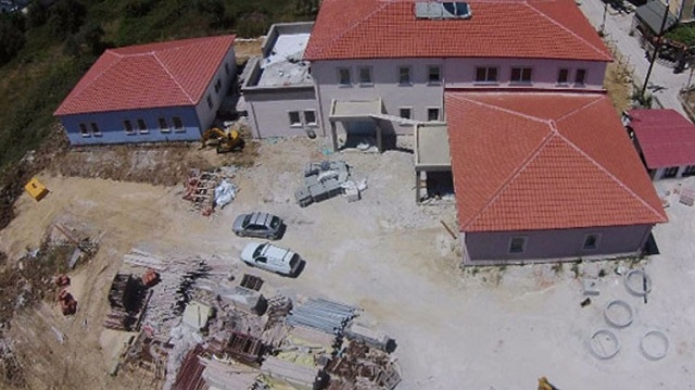 Ολοκληρώνεται το Κέντρο Υγείας Σκιάθου από την Περιφέρεια Θεσσαλίας