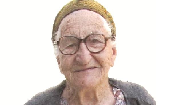 Απεβίωσε η γηραιότερη γιαγιά των Καναλίων