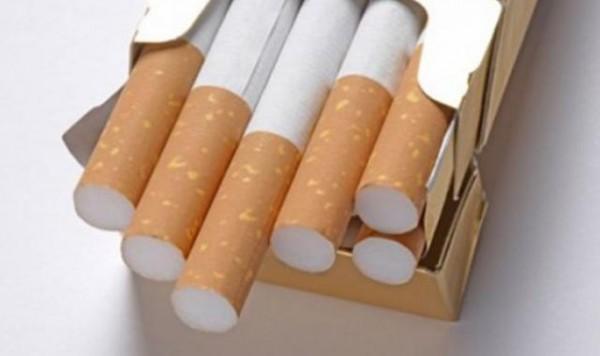Είχε 230 αφορολόγητα πακέτα τσιγάρων
