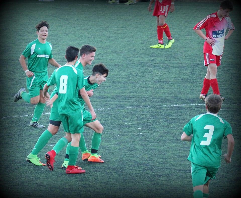Το γκολ του 15χρονου Βολιώτη που έγινε viral (vid)