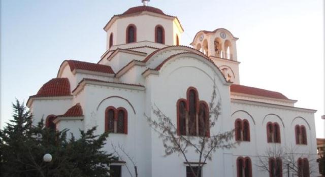 Πανηγυρίζει ο Ναός του Αγίου Σπυρίδωνα Ν. Ιωνίας