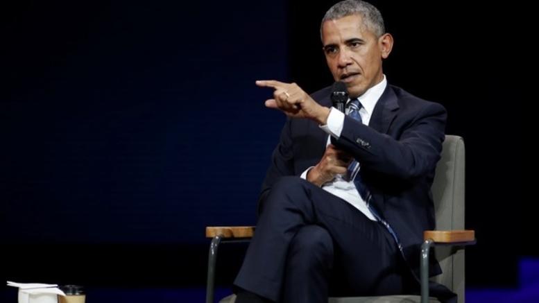 Παρέμβαση Ομπάμα να μη μένει κανείς αδιάφορος στις πολιτικές εξελίξεις