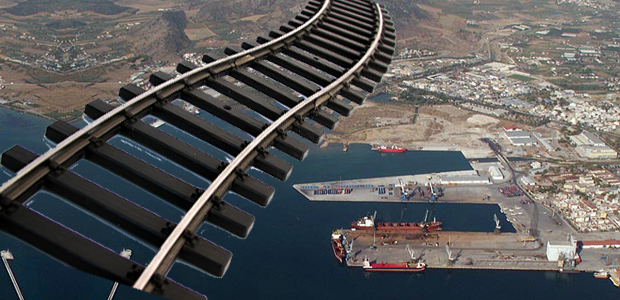 Επί τάπητος η σιδηροδρομική και οδική σύνδεση του Λιμανιού