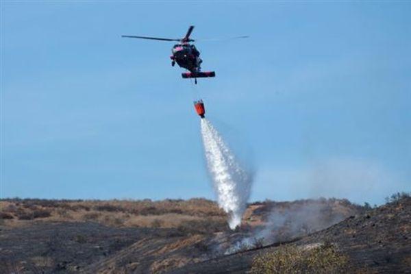 Καλιφόρνια: Οι φλόγες συνεχίζουν να απειλούν κατοικίες