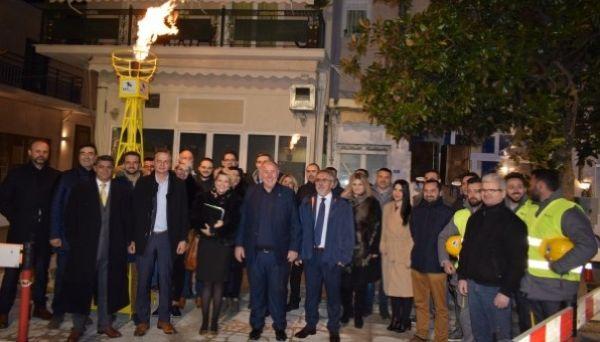 Το Βελεστίνο εντάχθηκε στον ενεργειακό χάρτη της Ελλάδας