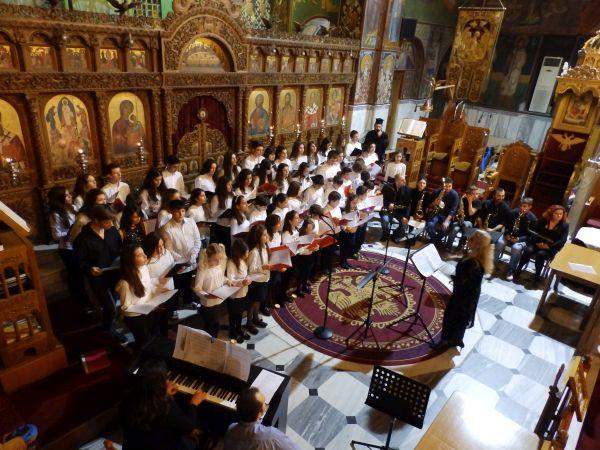 Συναυλία της Μουσικής Σχολής Τραγουδάρα
