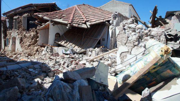 Σεισμοπαθείς στη Λέσβο δεν έχουν πάρει επιδόματα - Τους ζητούν ΕΝΦΙΑ
