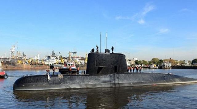 Το υποβρύχιο στην Αργεντινή διαλύθηκε μέσα σε 1/25 του δευτερολέπτου