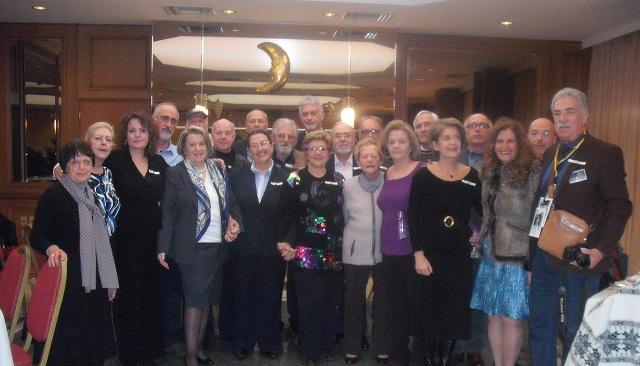 Συναντήθηκαν μετά από 56 χρόνια απόφοιτοι του 3ου-6ου Δημοτικού Βόλου