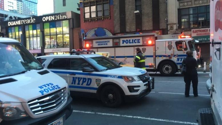 Πληροφορίες για έκρηξη σε σταθμό τρένων στη Νέα Υόρκη