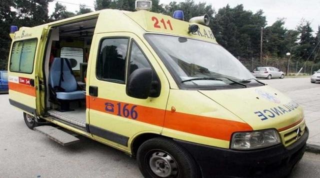 Οδηγός του ΕΚΑΒ νοσηλεύεται με ιλαρά