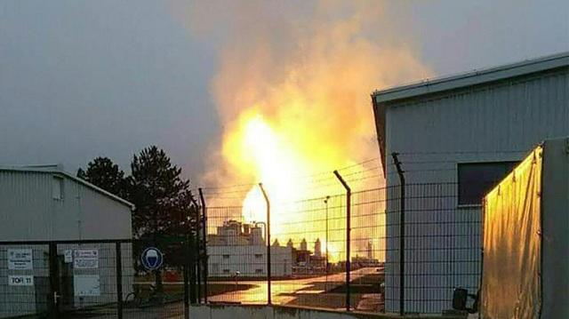 Ένας νεκρός και 20 τραυματίες από έκρηξη σε σταθμό φυσικού αερίου στην Αυστρία