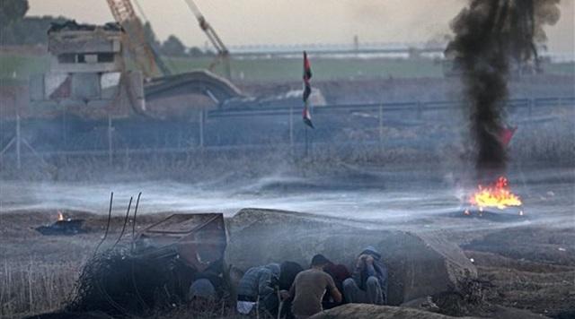 Παλαιστίνη: Νέα επιδρομή του ισραηλινού στρατού στη Γάζα το βράδυ