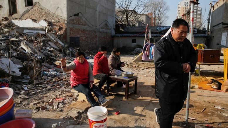 Φωτιά σε συνοικία του Πεκίνου με 5 νεκρούς
