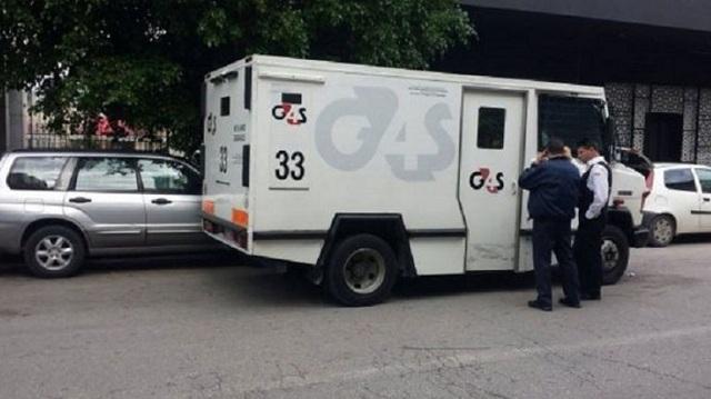 Τραυματίστηκε υπάλληλος χρηματαποστολής από έκρηξη σε βαλίτσα με χρήματα