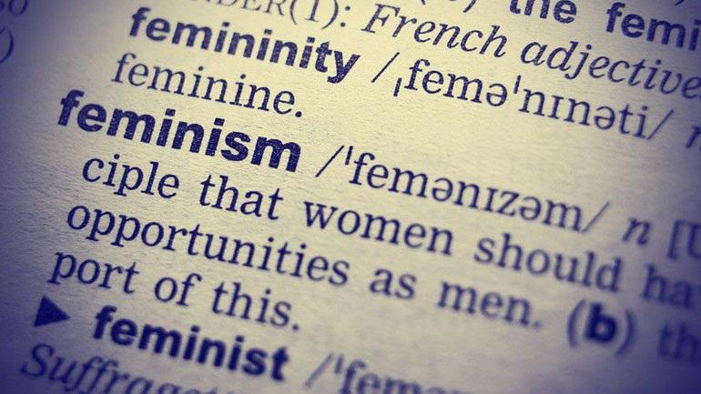 «Φεμινισμός», η λέξη της χρονιάς στις ΗΠΑ