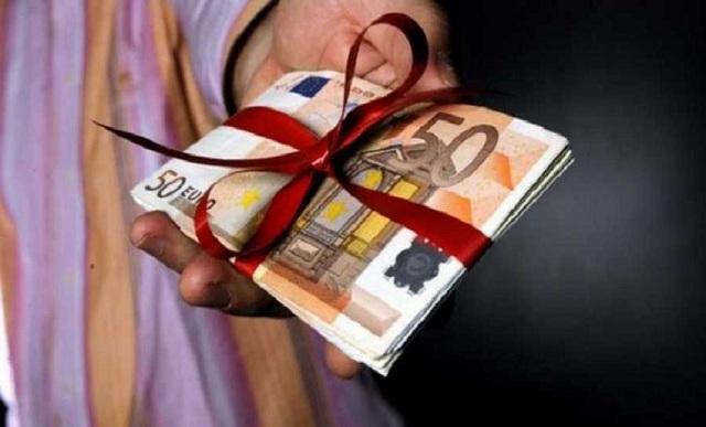 Ο Εμπορικός Σύλλογος Βόλου για την καταβολή του Δώρου Χριστουγέννων