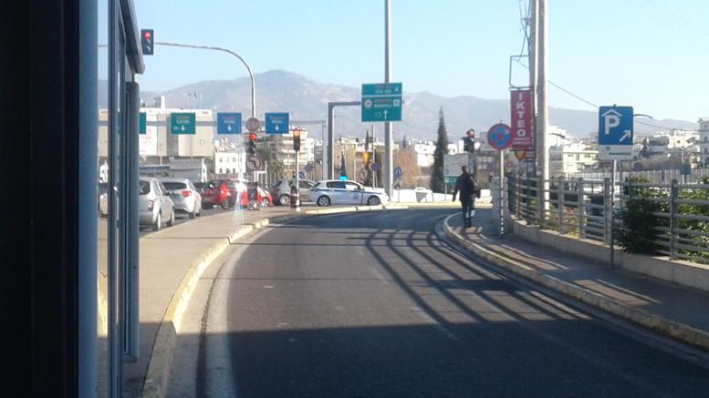 Συναγερμός στο Μαρούσι λόγω εντοπισμού ύποπτου οχήματος