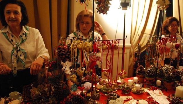 Χριστουγεννιάτικη εορταγορά από το τοπικό τμήμα Οδηγισμού