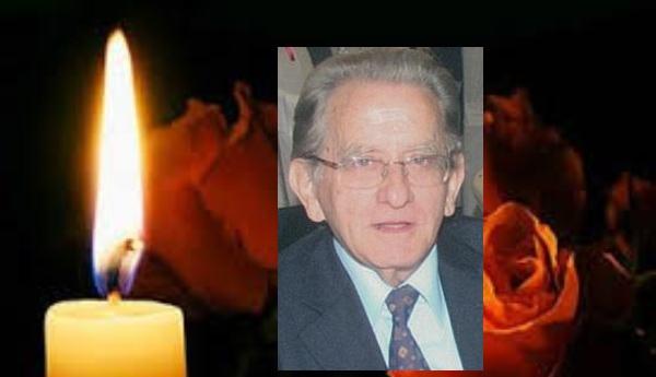 Απεβίωσε ο πολιτικός μηχανικός Νίκος Τζάβελλος