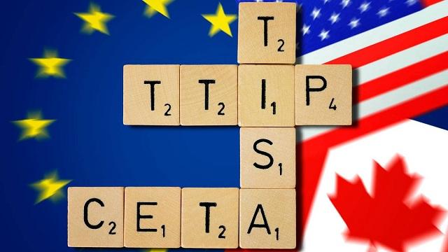 Εκδήλωση- συζήτηση για τις εμπορικές συμφωνίες CETA, TiSA, TTIP