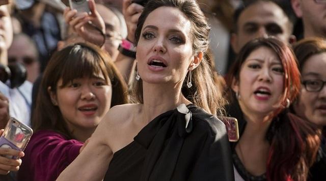 Ανησυχία για την υγεία της Angelina Jolie: Ζυγίζει λιγότερο από την 11χρονη κόρη της;