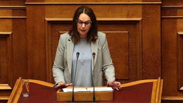 Κ. Παπανάτσιου: ΝΔ και ΠΑΣΟΚ διέλυσαν τη μεσαία τάξη