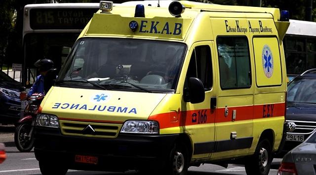 Παρ΄ ολίγον τραγωδία στη Θεσσαλονίκη: Στο νοσοκομείο άστεγος μετά από πυρκαγιά