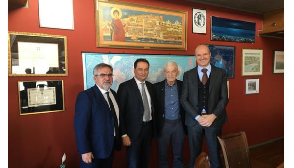 Επίσκεψη της Διοίκησης της ENI gas e luce στην ΕΔΑ ΘΕΣΣ στη Θεσσαλονίκη