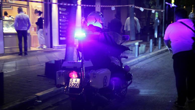 Σκηνές φαρ Ουέστ στη Βαρβάκειο: Πυροβόλησαν 34χρονο