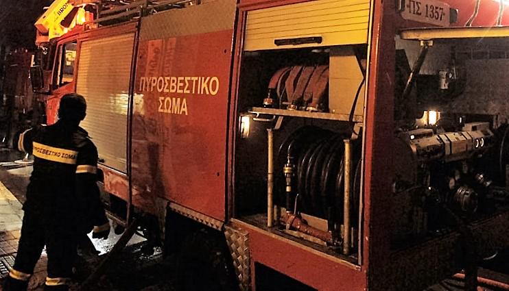 Τραγωδία στην Κατερίνη, τρεις νεκοί από πυρκαγιά σε διαμέρισμα [Βίντεο]